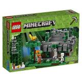 LEGO乐高 21132 我的世界主题 丛林寺庙