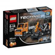 LEGO 乐高 42060 道路施工车