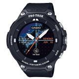 CASIO 卡西欧 WSD-F20-BK RPO TREK GPS智能手表