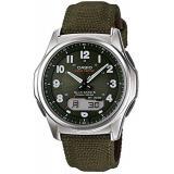 CASIO 卡西欧 WVA-M630B-3AJF 6局电波光动能男士手表