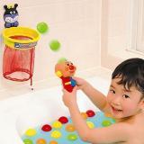 PINOCCHIO 面包超人 浴室投篮玩具