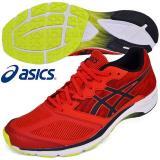 ASICS 亚瑟士 LYTERACER TS6 男士跑鞋 红色 +凑单品