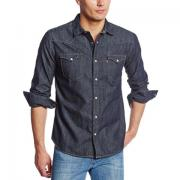 Levi's 李维斯 Standard Barstow 男士牛仔衬衫