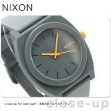 NIXON THE TIME TELLER 简约时装腕表