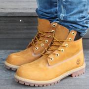 Timberland 添柏岚 6 Inch 10001 男士工装靴