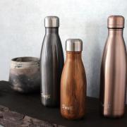 S'well Wood 木纹系列 不锈钢保温杯 500ml