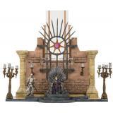 McFARLANE TOYS 麦克法兰 权力的游戏 铁王座大厅场景 拼装模型