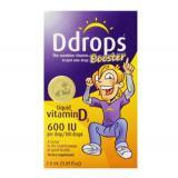 Ddrops Booster 儿童维生素D3滴剂 100滴