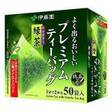 伊藤園 premium teabag 抹茶绿茶 50袋