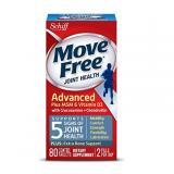 Schiff 维骨力 Move Free 氨基葡萄糖 关节养护素 80粒