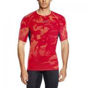 UNDER ARMOUR 安德玛 HeatGear Armour Printed 男士运动T恤