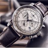 ZEPPELIN 齐柏林飞艇 100周年纪念 76801N 男士时装腕表