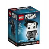 LEGO 乐高 BrickHeadz 41594 萨拉查船长 积木组装人偶