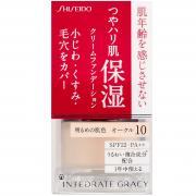 SHISEIDO 資生堂 Integrate Gracy 完美意境保濕粉底霜 25g