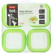 OXO Tot  密封辅食盒套装