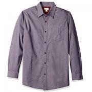HAGGAR Cotton Prints Woven 男士衬衫