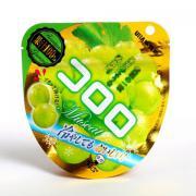UHA 悠哈 100%果汁究极水果软糖 40g*6袋