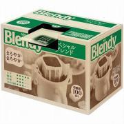 AGF Blendy 特质挂耳咖啡 100包