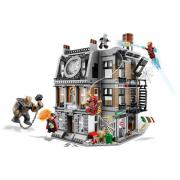 LEGO 超级英雄系列 复仇者联盟无限战争 76108 奇异博士至圣所大对决