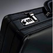 Samsonite 新秀麗 Bonded Leather Attaché 真皮公文包