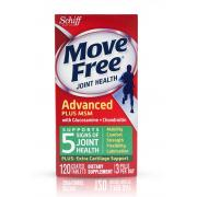 Schiff 維骨力 Move Free 氨基葡萄糖 關節養護素 綠色款 120粒 *3件
