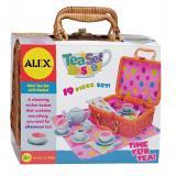 """ALEX Toys — """"过家家 (Pretend & Play)"""" 茶具篮子 709W"""
