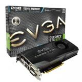 EVGA GeForce GTX670 FTW 致胜版超频显卡