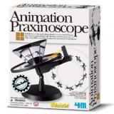4M儿童创意Animation Praxinoscope动画世界