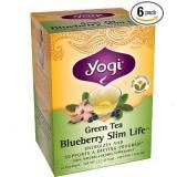 Yogi瘦身纤体有机瑜伽茶