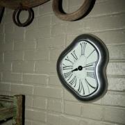 George Nelson超现实主义设计 融化的钟表 5.1折!