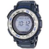 Casio PRG-260-2CR 三重感应太阳能手表