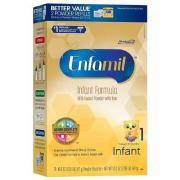 美赞臣Enfamil 0-12个月金樽全能常规型1段婴儿奶粉33.2oz