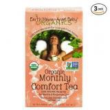 Earth Mama地球妈妈 有机调理经期茶16袋*3盒