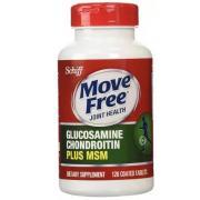 Schiff 维骨力Move Free 氨基葡萄糖 关节养护素(维骨力)绿盒 120