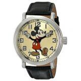 迪士尼 Disney 56109 复古米老鼠男款手表