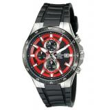 CasioEdifice EFR519-1A4V三眼男士计时腕表