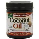 Jarrow Coconut Oil杰诺有机纯正初榨油454g*2罐装