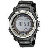 Casio 卡西欧 PAW2000-1 登山系列 男款光动能电波腕表
