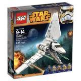 LEGO 乐高 星球大战系列75094帝国穿梭机