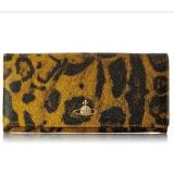 Vivienne Westwood Jungle Leopard Wallet女士钱包 豹纹长款