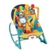 Fisher-Price 费雪摇椅安抚互动多动能轻便摇椅