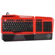 Mad Catz 美加狮 S.T.R.I.K.E.TE 机械游戏键盘