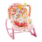 Fisher-Price  费雪经典 婴幼儿摇摇椅 粉色