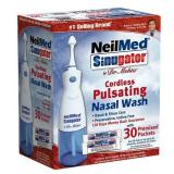 NeilMed Sinugator Cordless Pulsating Nasal Wash 电动脉冲式洗鼻器