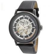 Kenneth Cole凯尼斯·柯尔 kc1632 真皮表带 男式机械手表