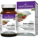 NEW CHAPTER 新章 One Daily 每日一片系列 男性综合维生素(40岁以上,96片)