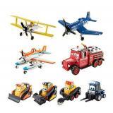 《飞机总动员2:火线救援》 汽车+飞机玩具套装