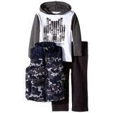 Calvin Klein Printed 男宝宝 三件套