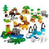 LEGO 乐高 Education 教育系列 45012 得宝野生动物套装