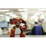 LEGO 乐高 Superheroes 6100890 反浩克装甲